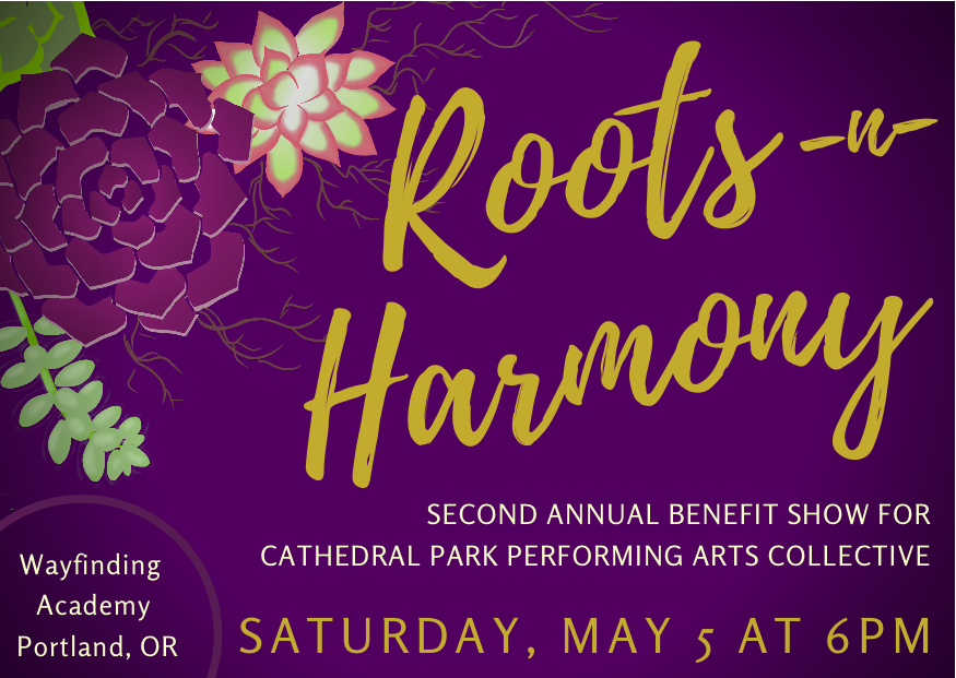 Roots-n-Harmony Benefit Show | May 5
