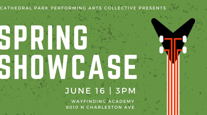 Spring Showcase | June 16