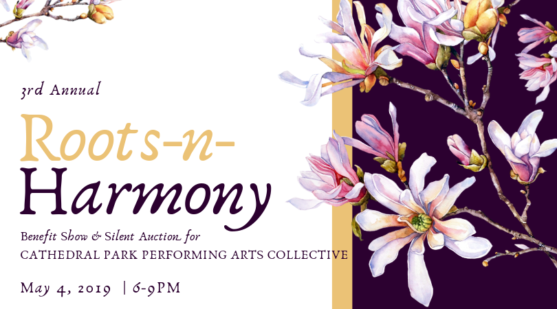 Roots-n-Harmony Benefit Show & Silent Auction | May 4