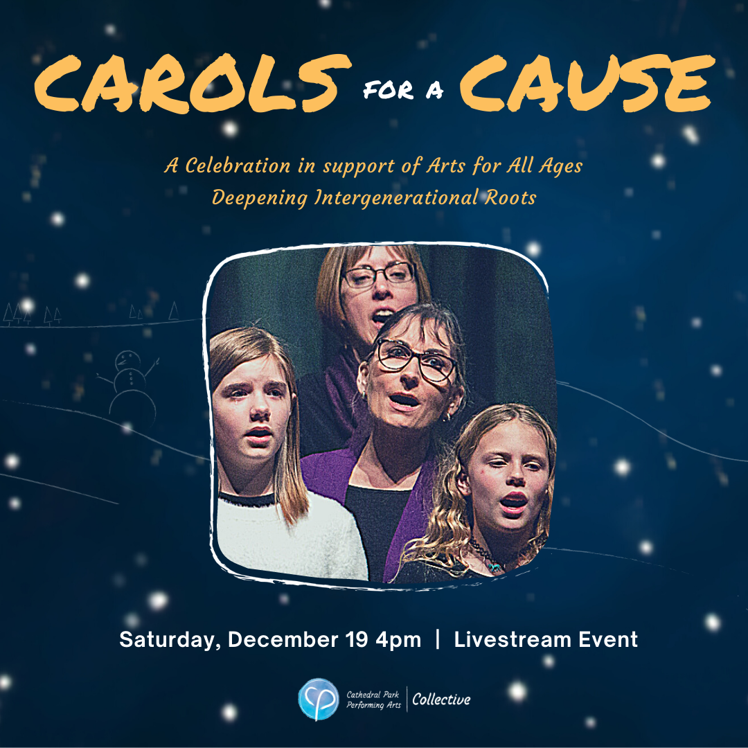 Carols for a Cause 2020